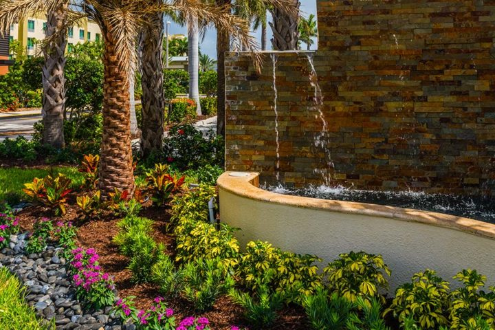 Commercial Landscaping in Delray Beach